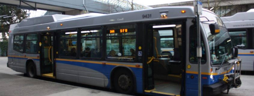 bus in Maple Ridge
