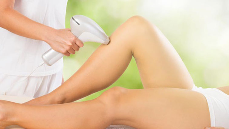 visit our laser hair removal clinic for services in Maple Ridge